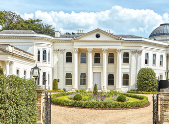Sundridge Park Mansion