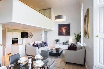 Mezzanine Apartment Reserved in Donaldson's - view 5
