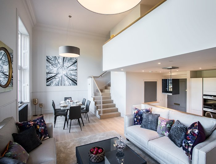 Mezzanine Apartment Reserved in Donaldson's - view 1