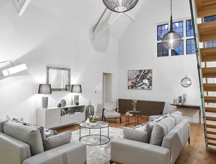 Mezzanine Apartment Sold in King Edward VII Estate - view 1