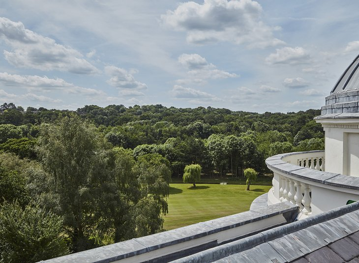 (Plot 7) The Prince of Wales - The Mansion at Sundridge Park
