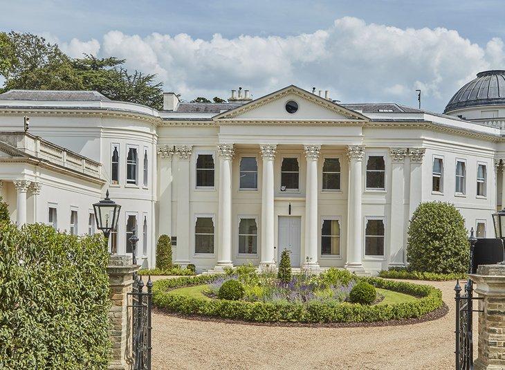 Sundridge Park Mansion