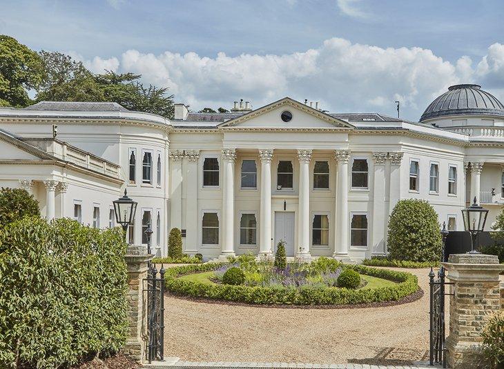 The Mansion at Sundridge Park