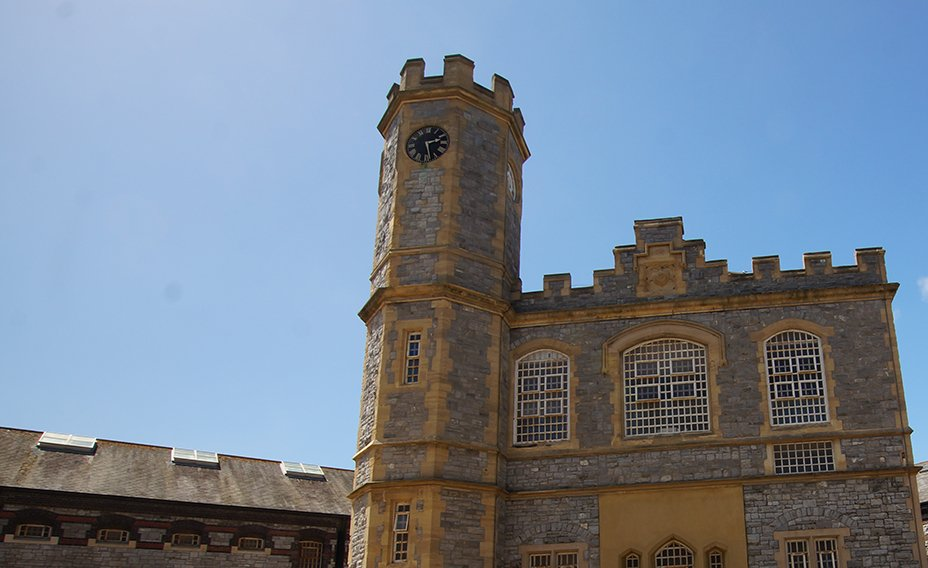 The_Old Portsmouth_Gaol_E_wing