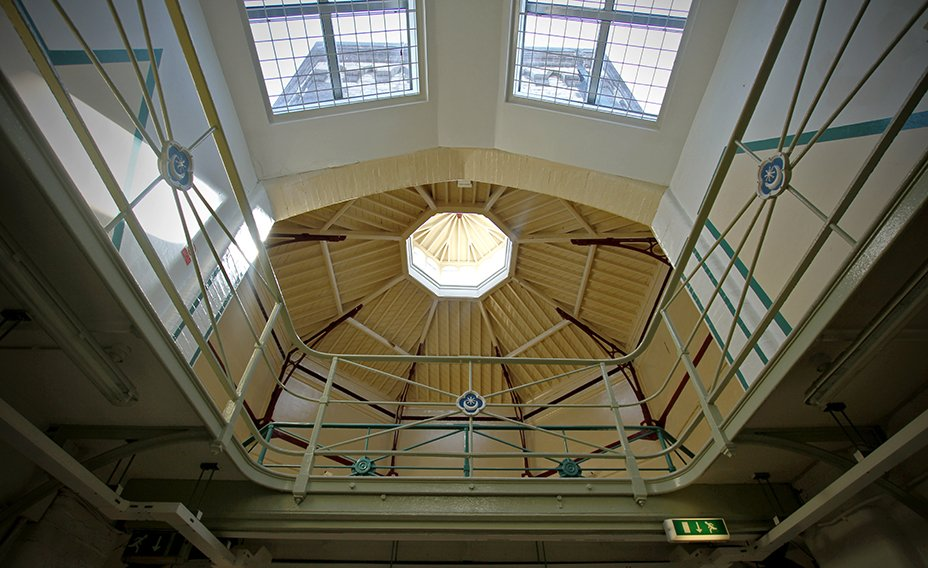 The_Old Portsmouth_Gaol_Internal_atrium