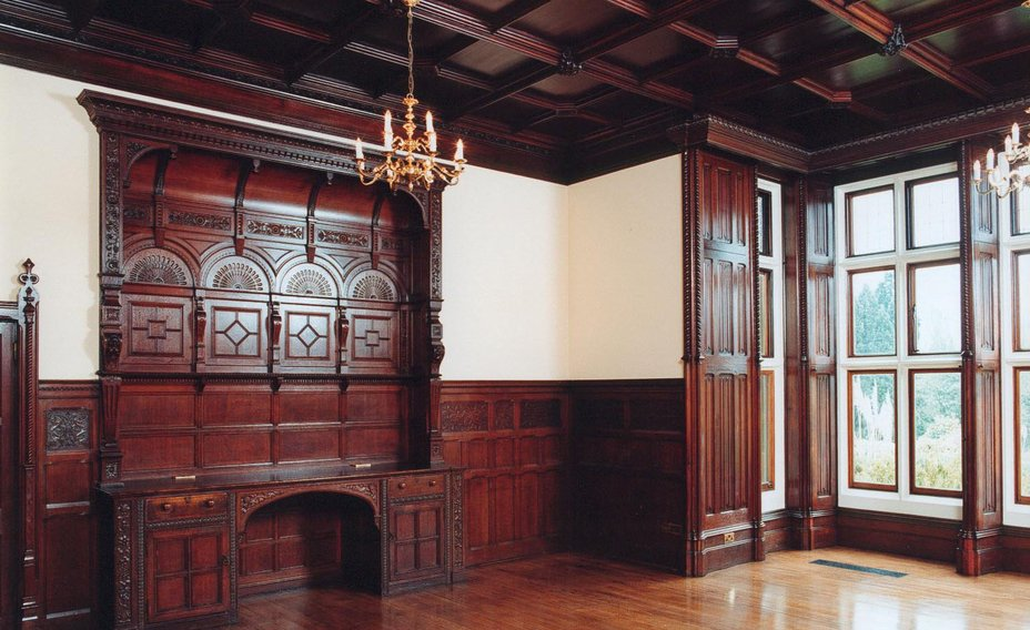 Gilston_Park_House_Internal_with_original_features