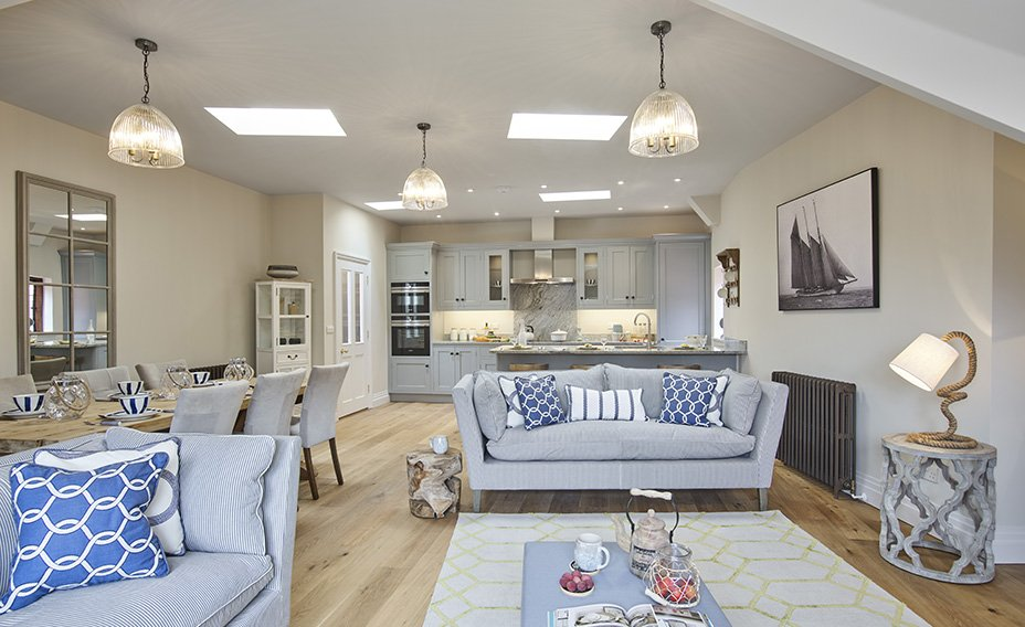 King_Edward_VII_Estate_open_plan_living/kitchen/dining_area